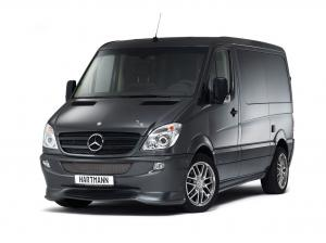 Mercedes-Benz Sprinter SP5 Conference by Hartmann 2012 года