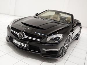 Mercedes Benz SL65 AMG 800 Roadster by Brabus