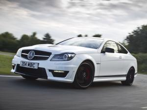 2013 Mercedes-Benz C63 AMG Coupe Edition 507