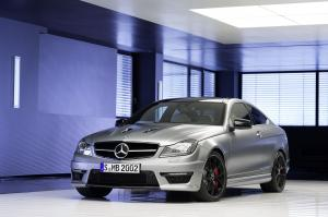 Mercedes-Benz C63 AMG Coupe Edition 507 2013 года