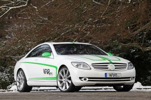 Mercedes-Benz CL500 by WRAPworks 2013 года