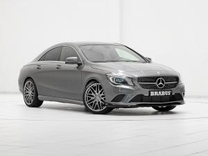 2013 Mercedes-Benz CLA-Class by Brabus