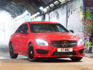 2013 Mercedes-Benz CLA220 CDI AMG Sports Package
