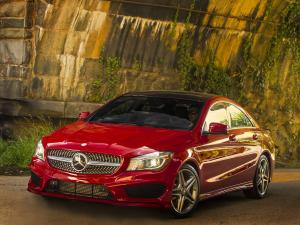 2013 Mercedes-Benz CLA250 AMG Sports Package