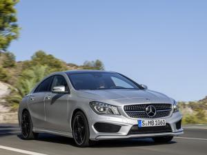 2013 Mercedes-Benz CLA250 AMG Sports Package Edition 1