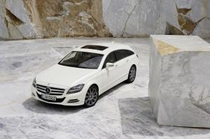 Mercedes-Benz CLS-Class Shooting Brake 2013 года