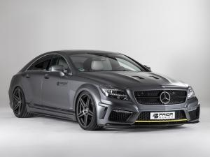 2013 Mercedes-Benz CLS-Klasse PD550 Black Edition by Prior-Design