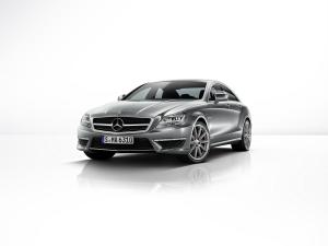 2013 Mercedes-Benz CLS63 AMG 4Matic