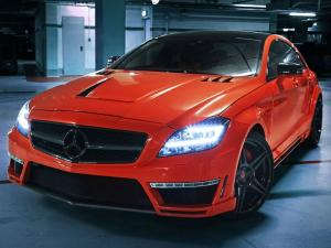 2013 Mercedes-Benz CLS63 AMG Stealth BS by GSC