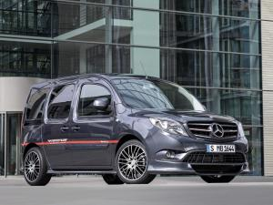 Mercedes-Benz Citan Metro Stream by Hartmann