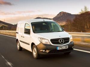 Mercedes-Benz Citan Panel Van 2013 года