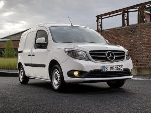 Mercedes-Benz Citan Refrigerated Van