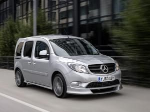 Mercedes-Benz Citan Wheelchair
