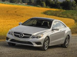 2013 Mercedes-Benz E350 Coupe 4Matic