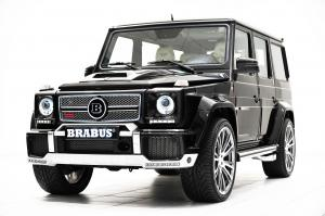 Mercedes-Benz G-Class 800 Widestar by Brabus 2013 года