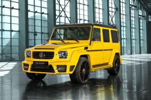 2013 Mercedes-Benz G-Class Gronos by Mansory