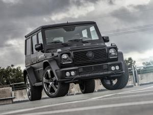 2013 Mercedes-Benz G-Class by Prior-Design