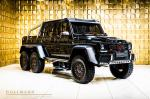 Mercedes-Benz G63 6x6 G700 by Brabus 2013 года
