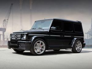 Mercedes-Benz G65 AMG SPYRIDON by Hamann and TopCar 2013 года