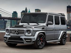 2013 Mercedes-Benz G65 AMG by Mansory