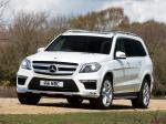 Mercedes-Benz GL350 BlueTec AMG Sports Package 2013 года