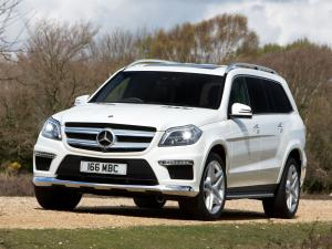 2013 Mercedes-Benz GL350 BlueTec AMG Sports Package