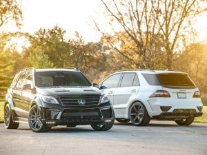 Mercedes-Benz M-Class Inferno by TopCar