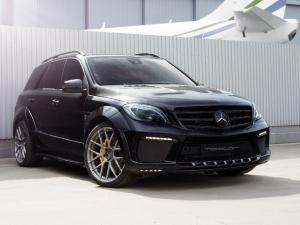 2013 Mercedes-Benz ML63 AMG Inferno Deceptikon by TopCar