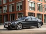 Mercedes-Benz S500 AMG Sports Package 2013 года (UK)