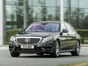 2013 Mercedes-Benz S500 AMG Sports Package
