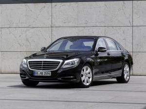 Mercedes-Benz S500 Plug-In Hybrid 2013 года