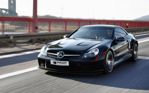 Mercedes-Benz SL-Class PD BlackEdition Widebody Kit by Prior Design 2013 года