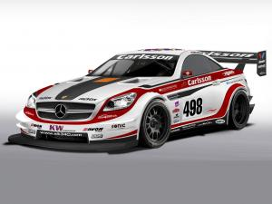 2013 Mercedes-Benz SLK340 Race Car by Carlsson