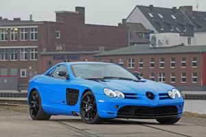 2013 Mercedes-Benz SLR McLaren by CUT48
