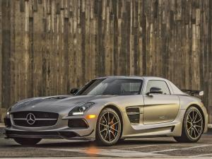 Mercedes-Benz SLS AMG Black Series 2013 года