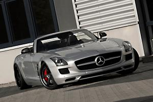 2013 Mercedes-Benz SLS AMG Roadster by Wheelsandmore