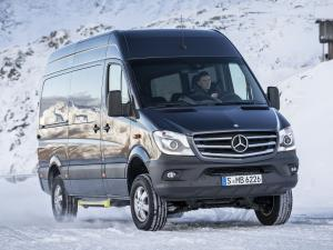 Mercedes-Benz Sprinter High Roof 4x4 2013 года