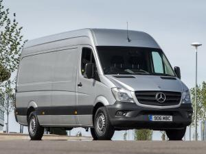 2013 Mercedes-Benz Sprinter LWB High Roof Van