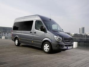 2013 Mercedes-Benz Sprinter Mobility 23