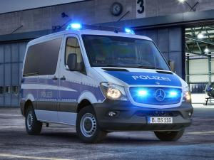 Mercedes-Benz Sprinter Polizei 2013 года