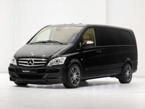 Mercedes-Benz Viano iBusiness 3D by Brabus 2013 года