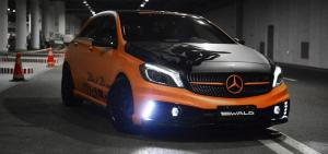 Mercedes-Benz A-Class Black Bison by Wald 2014 года