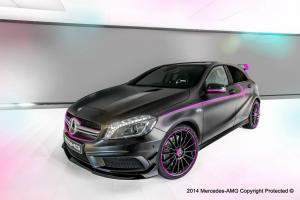 2014 Mercedes-Benz A45 AMG Erika by AMG Performance Studio