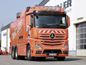 2014 Mercedes-Benz Actros 2548 L Muller CanalMaster Typ F 120EWA