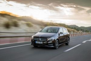 2014 Mercedes-Benz B200 CDI 4Matic Urban Line