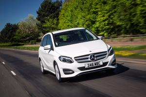 2014 Mercedes-Benz B220 CDI 4Matic Sport