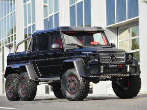 2014 Mercedes-Benz B63S 700 6x6 by Brabus