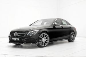 Mercedes-Benz C-Class AMG Line by Brabus 2014 года