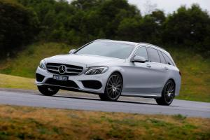 2014 Mercedes-Benz C250 AMG Line Estate