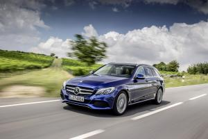 2014 Mercedes-Benz C250 Avantgarde Line Estate